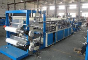 Cushion Air Column Bag Welding Making Forming Shaping Machine (SY-800) pictures & photos