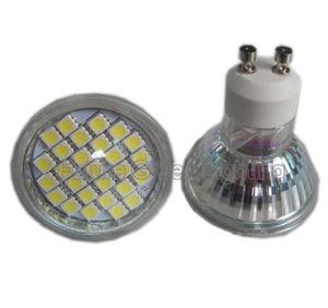 LED Light GU10/MR16/E27/E14 4W (27SMD 5050 with glass cover) pictures & photos