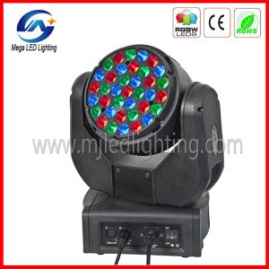 37*3W RGB CREE Mini LED Moving Head Beam Light