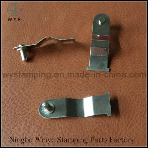 Customized Zinc Plated Flat Spring (WYS-S88)