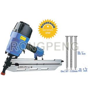 Rongpeng RP9518-2/Rhf9028 28-Degree Round Head Framing Nailer Power Tools