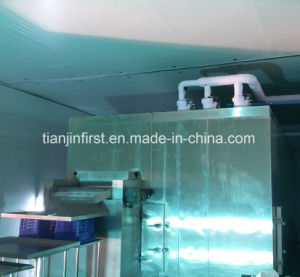 IQF Freezer Fluidized Freezing Mesh Belt Quick Freezing Machine pictures & photos