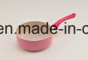 Alloy Aluminium Coated Non-Stick Soup Milk Pot Cookware Sets SX-YT-A028 pictures & photos