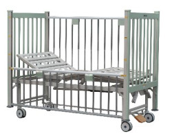 Double Cranks Manual Paediatric Bed pictures & photos