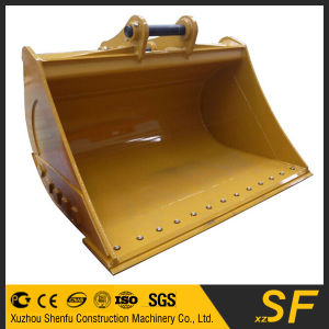 Cleaning Wide Bucket Manufacturer for Excavator Tilting Mud Bucket pictures & photos