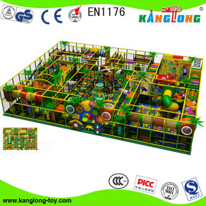 Popular Indoor Playgrounds/ Naughty Castle for Shopping Mall (TQB054) pictures & photos