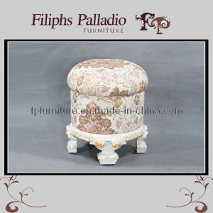 French Classical Bedroom Furniture - Classical Dressing Chair (2K35ZD)