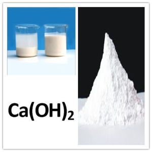 what is calcium hydroxide used for in food