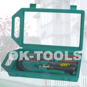 H5117A 43PCS HOUSEHOLD TOOL SET