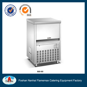 Stainless Steel Ice Maker for Sale (SD-60) pictures & photos