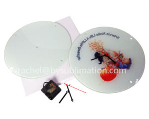 Glass Round Photo Frame for Wholesale pictures & photos