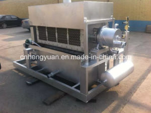 High Quality Egg Tray Paper Pulp Molding Machine pictures & photos