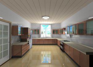 Wooden Kitchen Furniture (AGK016)