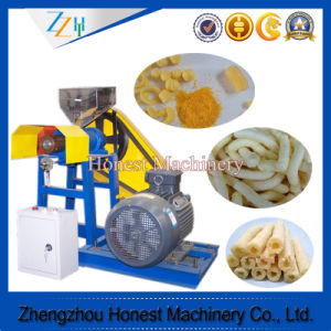 Puffed Corn Snack Making Machine for Sale pictures & photos