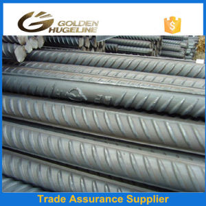 Hot Selling Hot Rolled Rebar pictures & photos