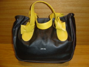 PU Leather Lady Handbag (DS241022)