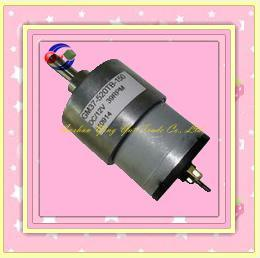 Hot Sale 37mm DC Gear Reduction Motor with 1.5V 3V 4.5V 5V 6V 9V 12V 24V Voltage No. 7 pictures & photos