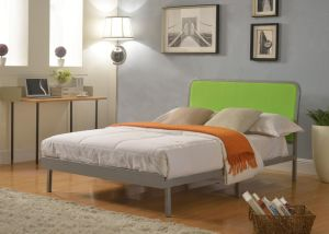 Modern Home Furniture Iron Hotel Bedroom Bed