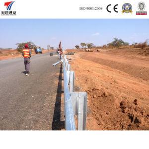 Steel Road Guardrail