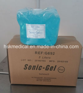 Manafactruer Supply Ultrasound Gel 250ml/5L -Soft Barrel pictures & photos