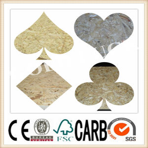 Qingdao Gold Luck OSB Board for Furniture pictures & photos