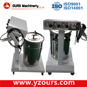 Electrostatic Powder Coating Machine for Sale pictures & photos