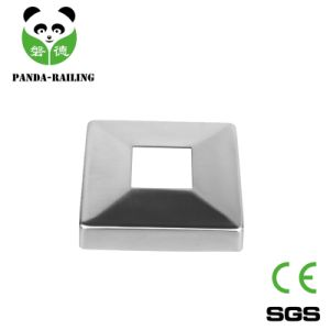 Stainless Steel Baluster Square Base Plate Cover pictures & photos