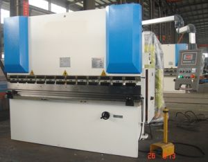 CE TUV Hydraulic Metal Plate Bending Machine (WC67) pictures & photos