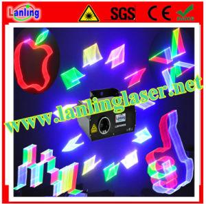 RGB Fat-Beam 3D Ilda Animation Laser Light pictures & photos
