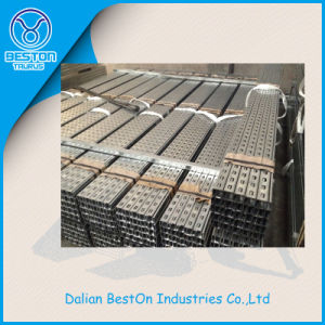 Strut Channel /Slotted or Plain Channel pictures & photos