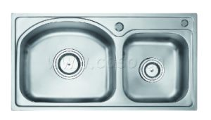 Stainless Steel Kitchen Sinks Ub3038 pictures & photos