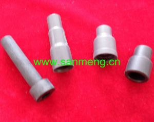 Custom Made Plastic Rubber Nozzle Nut Sleeve pictures & photos