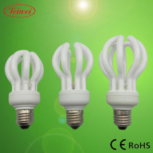 4u Lotus Shaped Energy Saving Lamp (LWLT001)
