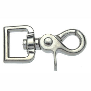 Trigger Snap Hook with Square Round Swivel Dp-5015z pictures & photos
