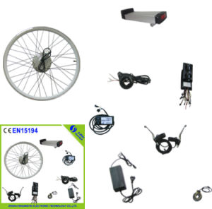 2015 Newst! ! ! ! Electric Bicycle Kit Withe LCD and Battery pictures & photos