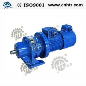 Xw Series Cycloidal Wheel Solid Output Shaft Reducer