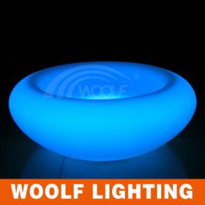 Fashion Decoration Illuminated Glow Luminous LED Fruit Pot pictures & photos