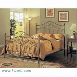 Wrought Iron Bed (FB-041)