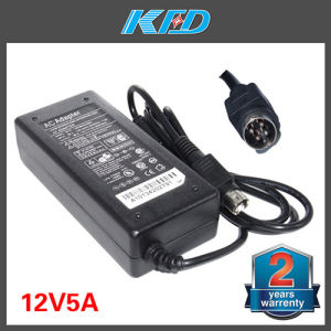LED Charger 12V 5A 60W AC Adapter Transformer pictures & photos