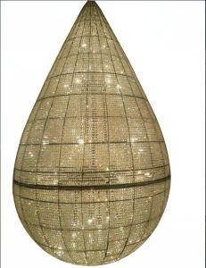 Luxury Hotel Decorative Crystal Pendant Lamp pictures & photos
