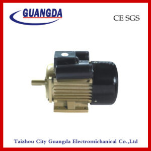 CE SGS 1.1kw Air Compressor Motor Black pictures & photos