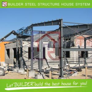Slovenia Project Steel Structure Workshop Warehouse pictures & photos