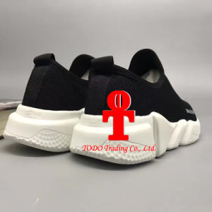 Baleniaga Casual Leisure Running Shoe Red 35-39yards and Black 35-43yards pictures & photos