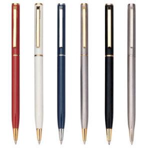 Slim Pen, Metal Pen, Hotel Pen, Ballpen, Ballpoint Pen (BP-817) pictures & photos
