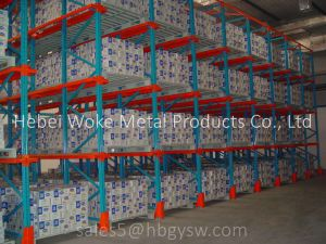 Heavy Duty Drive Through Racking System pictures & photos