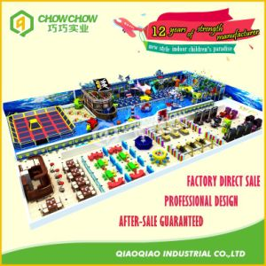 Customized Amusement Park Indoor Playground Equipment for Kids pictures & photos