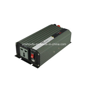 500W Pure Sine Inverter with Solar Charger and DC-DC Outputs