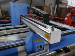 1300mmx2500mm (4′x8′) CNC Metal Plasma Cutting Machine &Plasma Cutter for Round Tube&Round Metal pictures & photos
