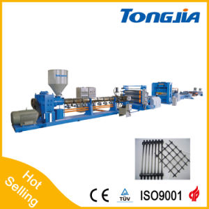 Plastic Double and Single Direction Geogrid Extrusion Machine (JG-TGSG) pictures & photos