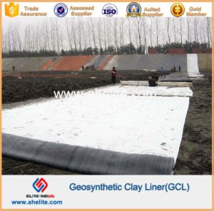 Lining of Landfill Geosynthetic Clay Liners Gcl Manufacturer pictures & photos